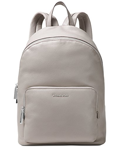 MICHAEL Michael Kors Women's Wythe Large Backpack, Pearl Grey, One Size