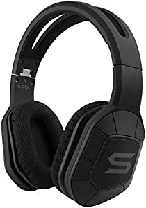 Soul Combat+ Ultimate Active Performance Over-Ear Headphones (Storm Black)