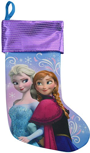 Disney Frozen Ice Princess Christmas Stocking