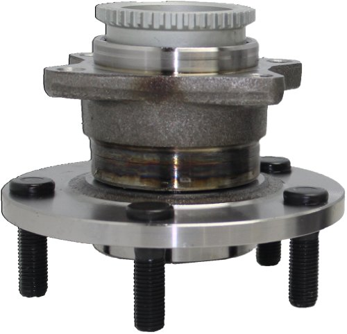 (Brand New Rear Wheel Hub and Bearing Assembly for Mitsubishi Eclipse Galant 5 Lug W/ABS)