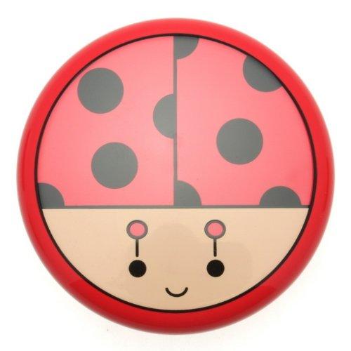 Kotobuki 2-Tiered Bento Box – Ladybug