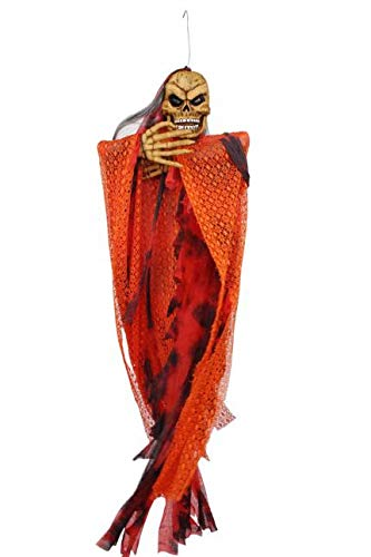 Halloween Zombie Decorations Hanging Zombie Pendant Floating Haunted House Decorations Halloween Theme Bar Decor Spooky Devil Ornament Props Toys Monster School Supplies Best Gift -