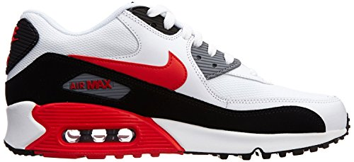 huge selection of 8fe22 e2818 Nike AIR MAX 90 ESSENTIAL Mens Sneakers 537384-112 - Buy Online in ...