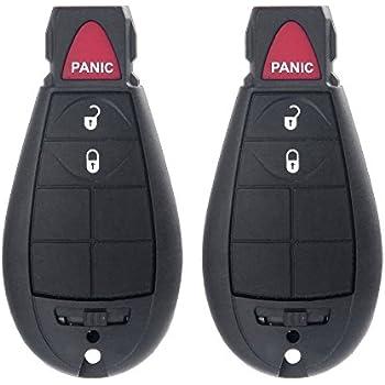 Oem Dodge Charger Remote Prox Uncut Key Fob 4 Butt Transmitter Push Start Fobik