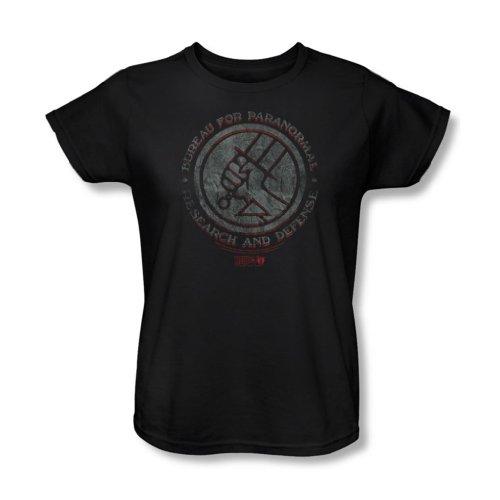 Pierre shirt T Noir En Hellboy Ii La Black Bprd Femmes 4pffnW
