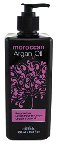 Body Drench Exotic Body Lotion Moroccan Argan Oil 16.9 Ounce