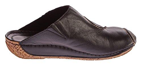 Gemini Women's Mules Grey/Black lmKlC