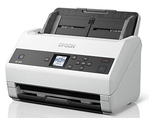 엡 손 스캐너 DS-870 (시트 피드A4 양면USB 지원) / Epson Scanner DS-870 (Seat FeedA4 Double-SidedUSB Compatible)