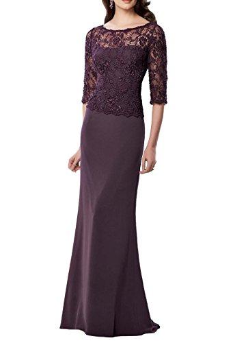 Festlichkleider Promkleider Partykleider Brau Langes mia La Traube Abendkleider Etuikleider Chiffon 2 Brautmutterkleider 0FH8wf