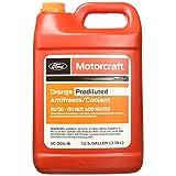 Ford, líquido VC-3DIL-B naranja pre-diluido anticongelante/refrigerante – 1 galón