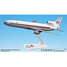 TWA (64-74) L-1011 (1:250); LK-10110I-012 Airplane