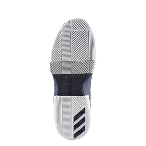 adidas Mens Dame 3 Collegiate Navy-white official site for sale DWes6s5
