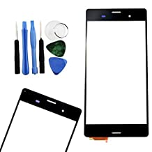 BisLinks® Black Touch Screen Digitizer Repair + Tools for Sony Xperia Z3 D6603 D6643 D6616