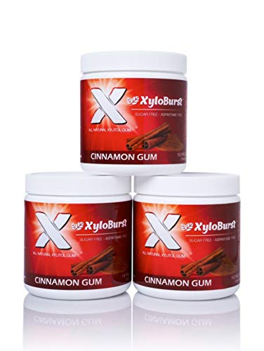 XyloBurst , Natural Chewing Gum