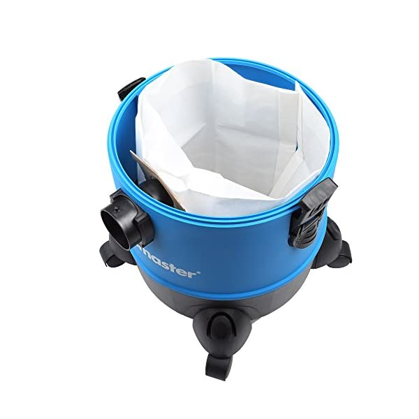Vacmaster, multipurpose, auto on/off vacuum cleaner, wet and dry. 20L. 1250w. Fast & Free Delivery