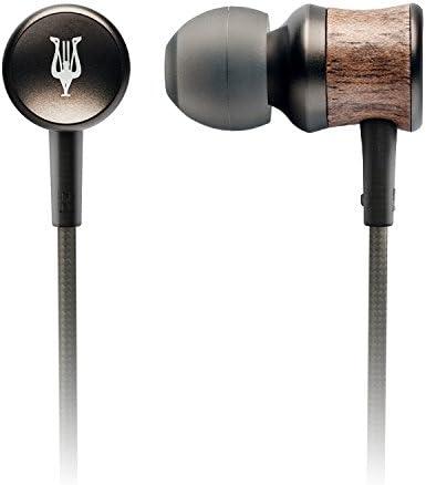 Meze 12 Classics GunMetal premium high fidelity wooden earphones IEM s Gun Metal Grey