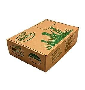BioBag Premium Compostable Food Scrap Bags, 13 Gallon, 48 Count