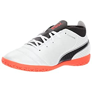 PUMA Kids ONE 17.4 IT Jr Soccer Shoe