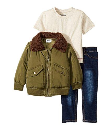 Best hudson jeans toddler sets