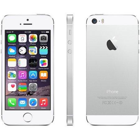 Apple iPhone 5S 16 GB Straight-Talk, Silver