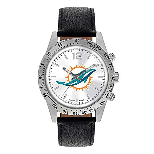 Gifts Watches NFL Miami Dolphins Letterman Watch
