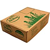 BioBag, The Original Compostable Bag, Kitchen Food Scrap Bags, ASTMD6400 Certified 100% Compostable Bags, Biodegradable Products Institute & VINCOTTE OK Home Certified, Non GMO, 3 Gallon, 100 Count