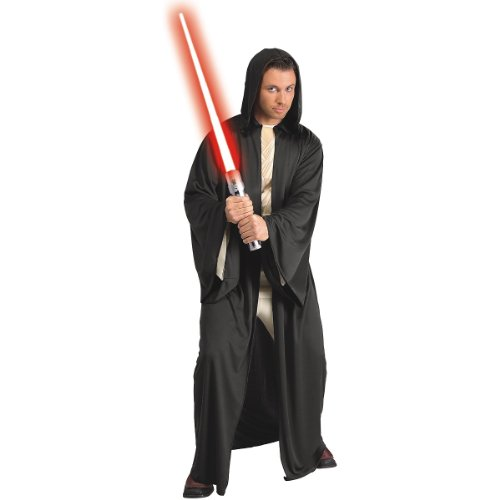 Rubie's Costume Co Hooded Sith Robe Adult Costume