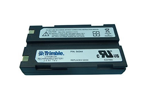 Battery 54344 for Trimble 5700,5800,R6,R7,R8,TSC1 GPS RECEIVER NEW