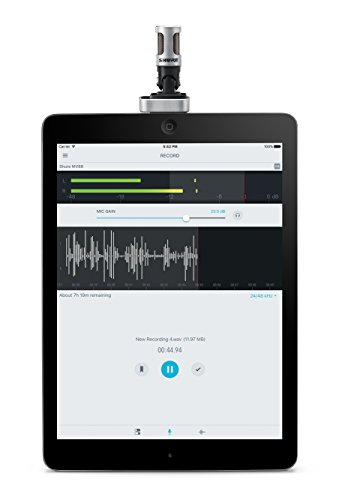 Shure MV88 iOS Digital Stereo Condenser Microphone by Shure (Image #5)