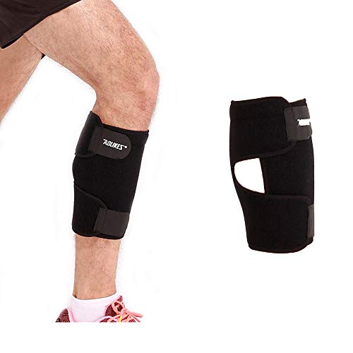 Calf Compression Sleeve Men Calf Brace Sleeves Support Women Shin Guard Sleeves Lower Leg Compression Sleeve Youth for Circulation Shin Splint Adjustable Leg Wraps Medical Pain Relief