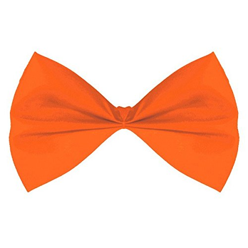 Amscan Bow Tie, Party Accessory, Orange]()