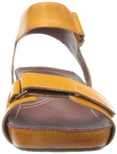 Sanita - Sandalias de vestir para mujer multicolor - ocre