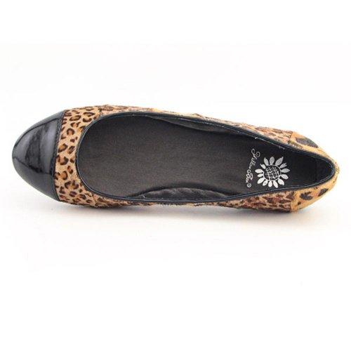Box Pickup Yellow Cheetah Ballet Women's A1cqxwp