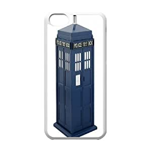 Doctor Who Inspired Tardis Iphone 5c AKL232715