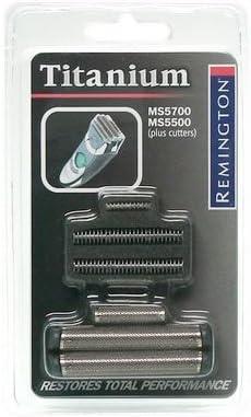 Remington SP96 - Pack de cuchillas y cabezal para afeitadoras ...