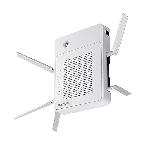 エレコム法人向け11ac対応無線アクセスポイント インテリモデル WAB-M2133 1台 AV デジモノ パソコン 周辺機器 ネットワーク機器 14067381 [並行輸入品] B07MDF6CB8