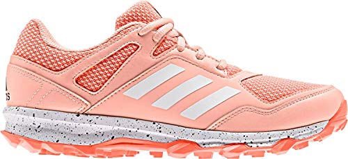 adidas Fabela Rise Women's Field Hockey Shoes - Pink/Coral - 8