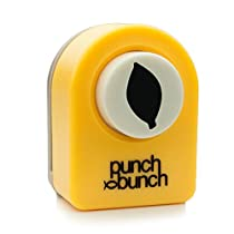 Punch Bunch Small Punch, Laurel Leaf