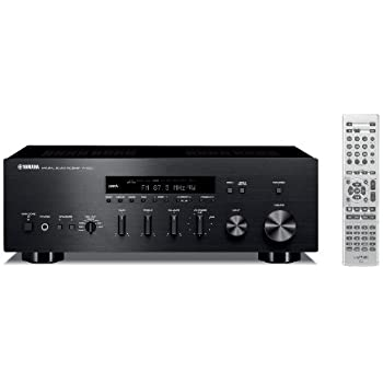 Yamaha R-S500BL Natural Sound Stereo Receiver (Black)