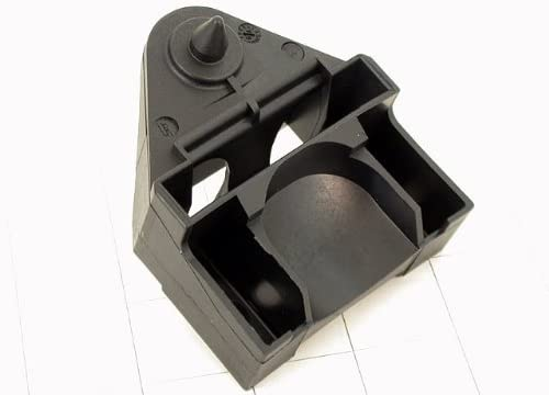 For BMW E36 318i 318ti Lower Driver Left Plastic Radiator Mounting Bracket