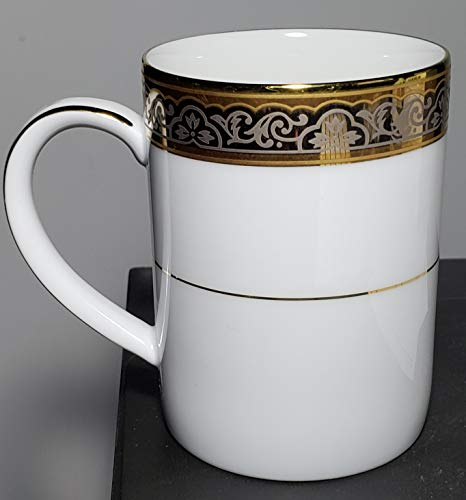 Noble Excellence Platinum Lace Mug 4