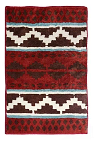 (Cowgirl Kim~ Red Rio Rancho Accent Rug)