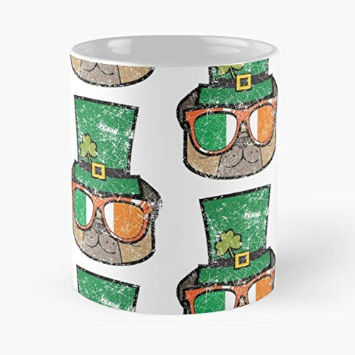 - St Patricks Day Ireland Celtic Gaelic - Best Gift Coffee Mugs 11 Oz Father Day