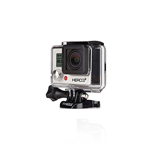 GoPro HERO3+ Silver Edition (Renewed) (Best Bike Light For The Money)
