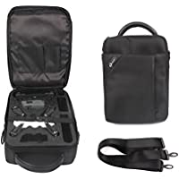 Drone Fans Hand Bag Shoulder Bag with Strap EPP Lining for DJI SPARK Drone and Remote Controller