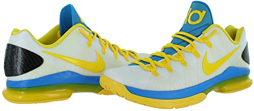 Nike Kd V Elite Mens Style 585386-800 White 8zcuR