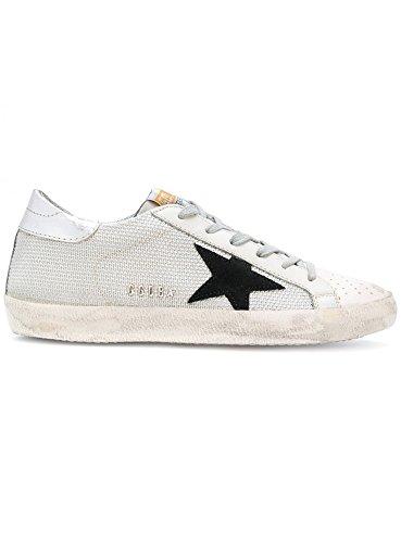 Golden Goose - Zapatillas de gimnasia para mujer Blanco Bianco 32 Bianco