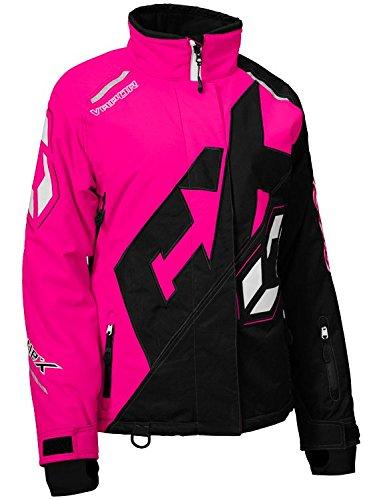 Womens Snowmobile Suits >> Amazon Com Castle X Vapor Women S Snowmobile Jacket Pink Glo