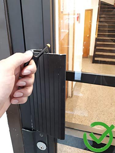ARIMASH hand tool No Touch Hand Door Opener tool,brass door opener Tool-anti Touch Stick No Touch Tool edc keychain for ATM machine,Infected Surfaces, Touch Screens, door handles.