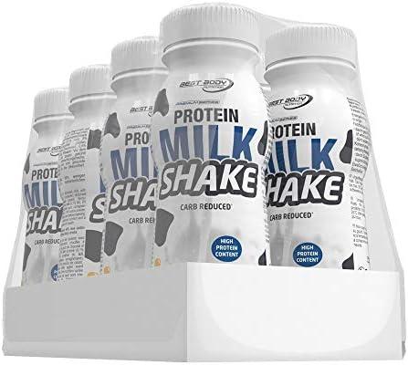 Best Body Nutrition Protein Milk Shake Chocolate Banana, 8 x 250 ml, 2000 ml